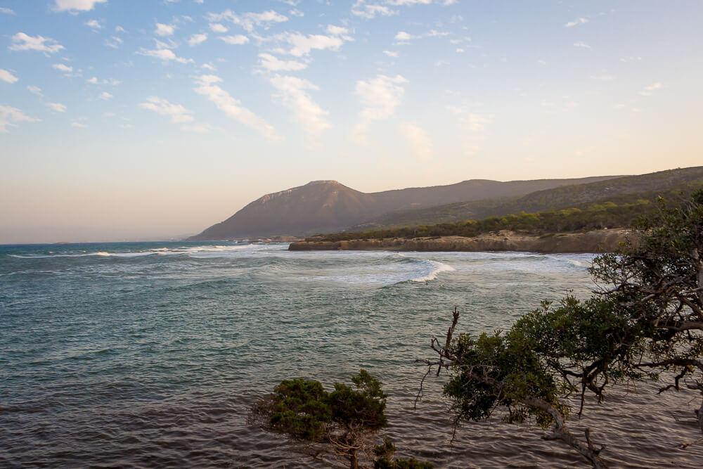 Die Buchten der Akamas halbinsel