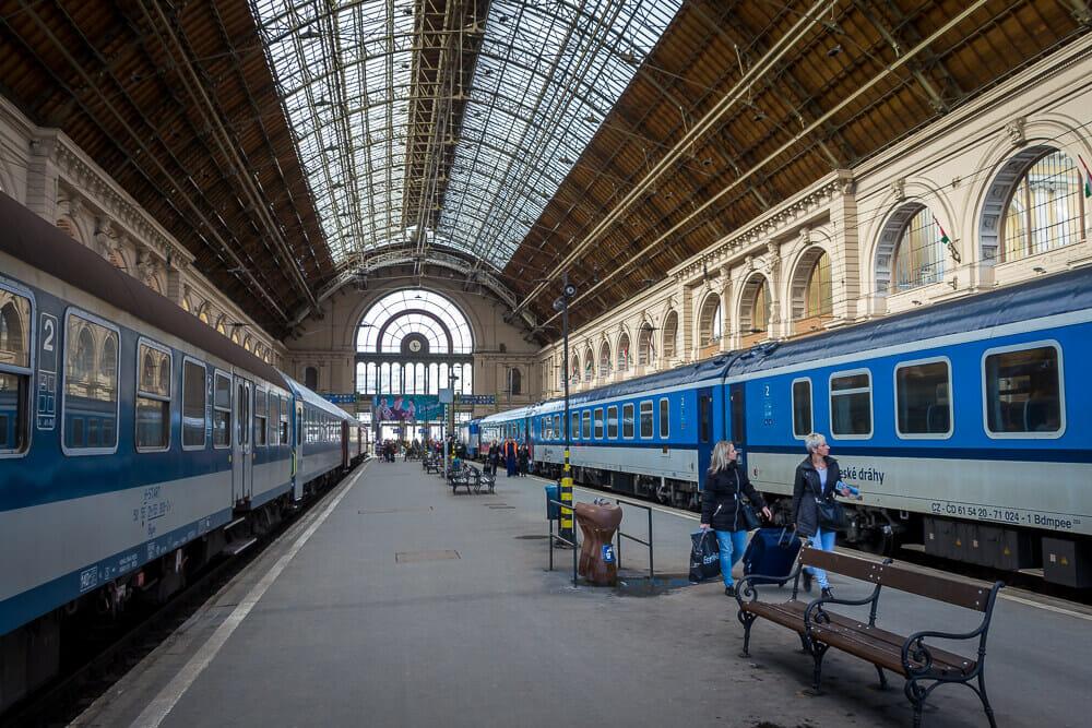 Bahnhof Budapest Keleti