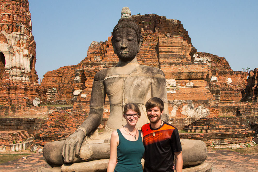 Ayutthaya-Wat-Mahathat-Francis+Bina