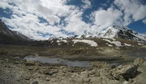 Blick auf Himalaya