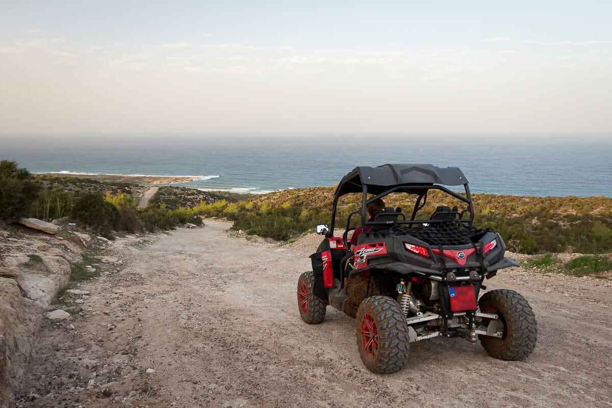 Unsere Offroad-Buggy-Tour über die Akamas-Halbinsel in Zypern