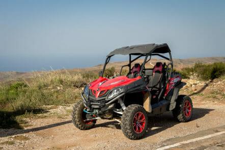 Buggy-Tour über die Akamas-Halbinsel in Zypern