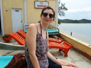 Caroline in Brasilien