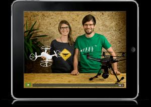 Copter Camp - Onlinekurs für Drohnenpiloten (Vorschau)
