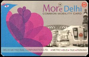 Delhi-Metro-Karte