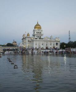Delhi-Sikh-Tempel-Gurudwara-Bangla-Sahib