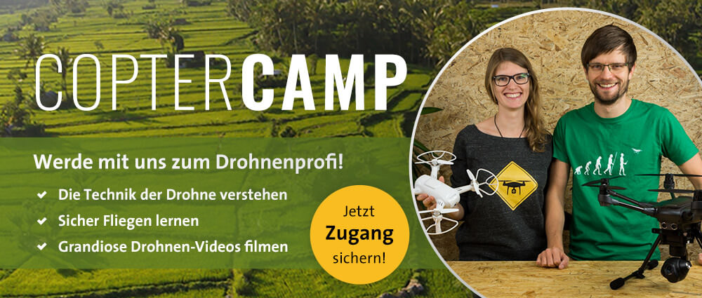 Copter Camp Online-Kurs