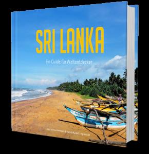 Cover Sri Lanka E-Book Reiseführer