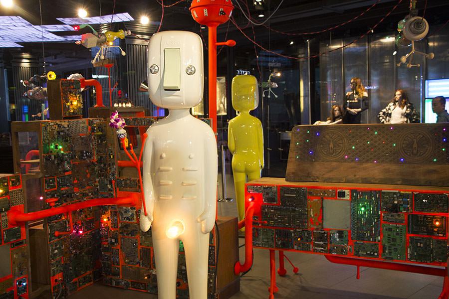 Einkaufscenter-Bangkok-Ausstellung