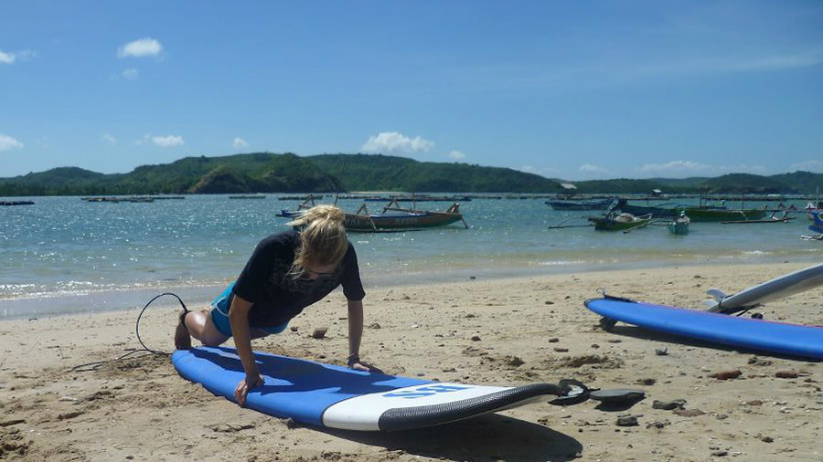 Feli-Travelicia-Kuta-Lombok