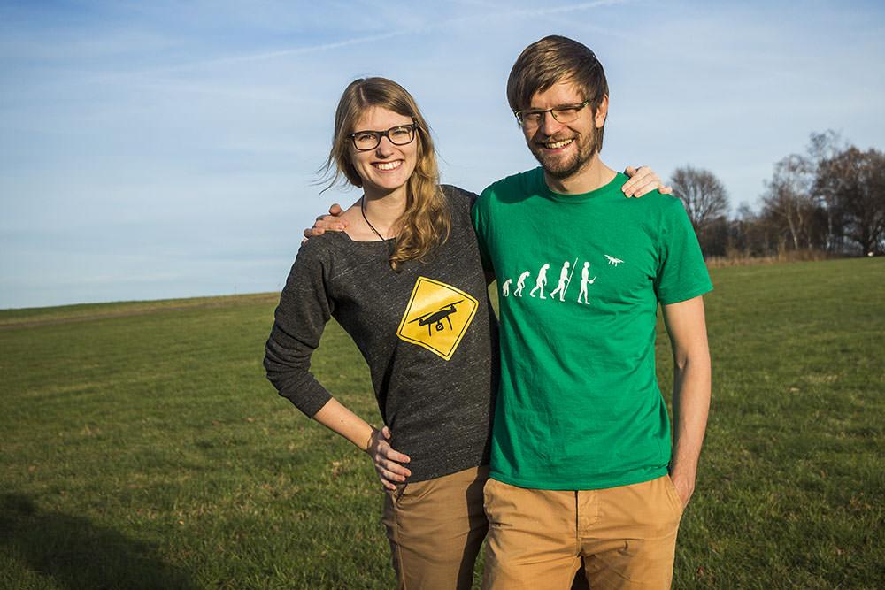 Bina & Francis - Reiseblogger und Gründer von My-Road.de