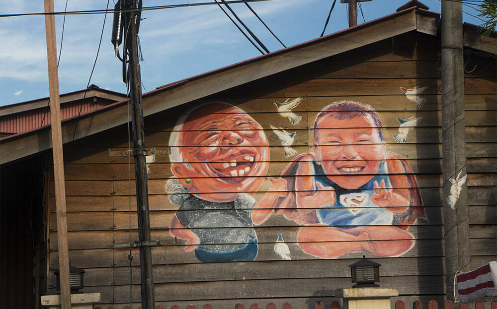 Grandma-and-Grandson-Streetart-Jetties-Penang