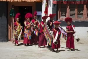 Klosterfest-Phyang-Buddhisten