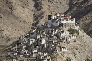 Ein Kloster in Ladakh