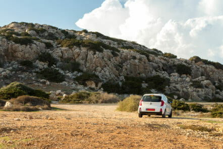 Mietauto-in-Zypern_Cape-Greco-National-Forest-Park