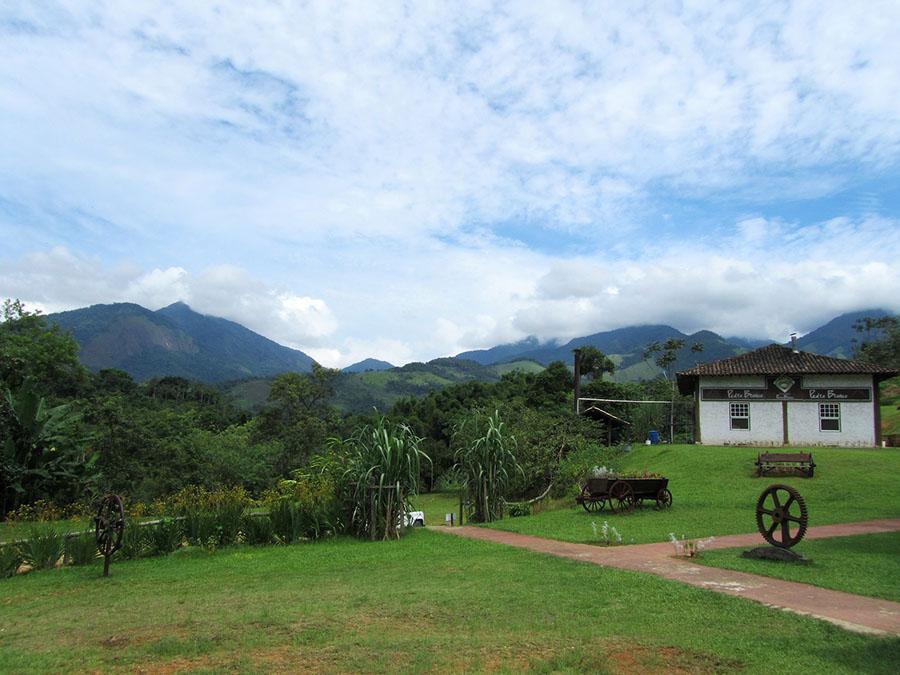 Paraty Cachaca Brasilien