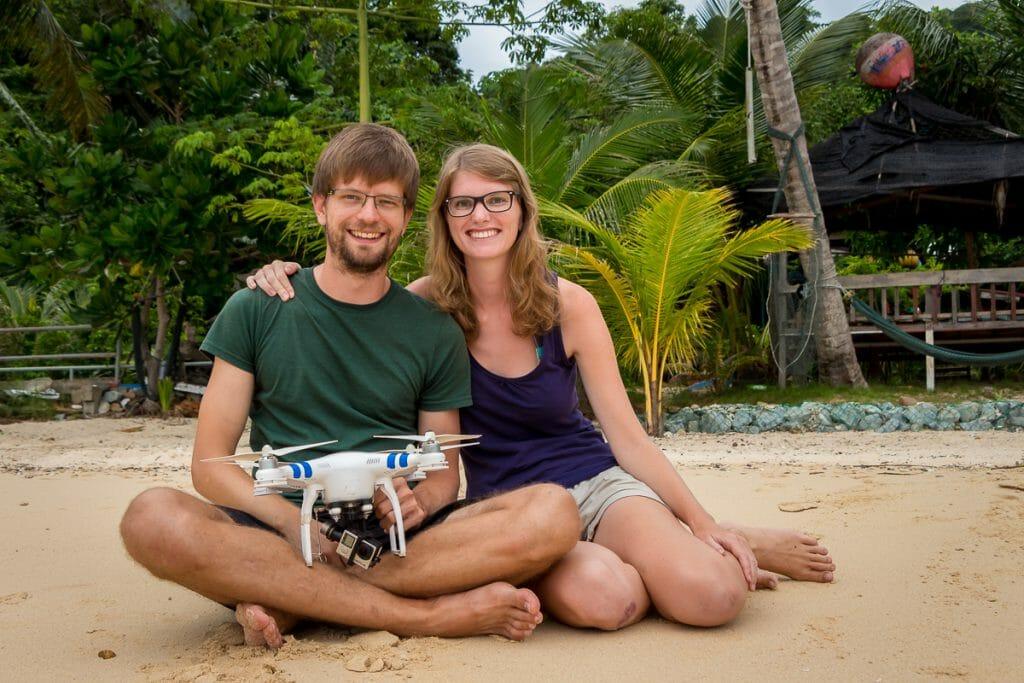Reiseblogger Bina & Francis von my-road.de