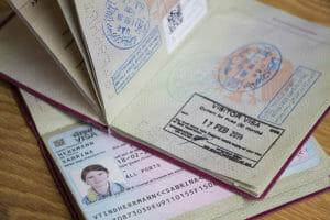 Reisepass+Visum-fuer-Weltreise