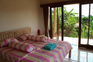 Gästehaus in Indonesien