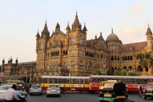 Sehenswürdigkeiten in Mumbai