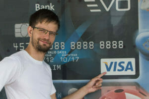 Visa-Kreditkarte-Ausland-Reise-Urlaub
