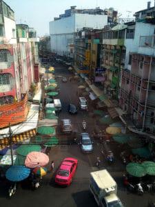 Warm White Hostel Bangkok