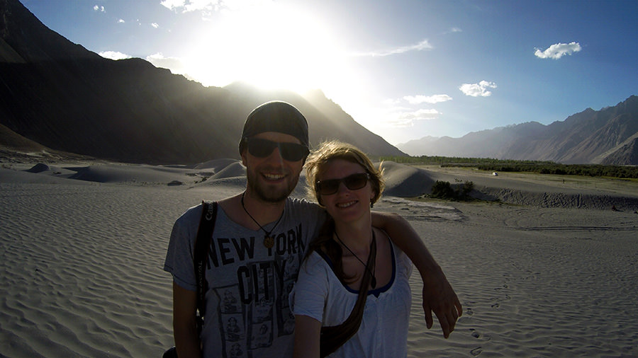 Weltreise-Partner-aushalten