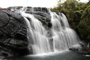 Die Baker Falls