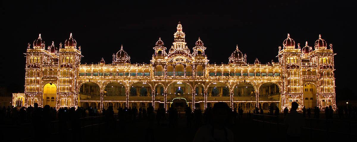 Palast in Mysore