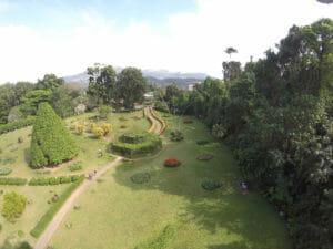 Botanischer Garten in Kandy