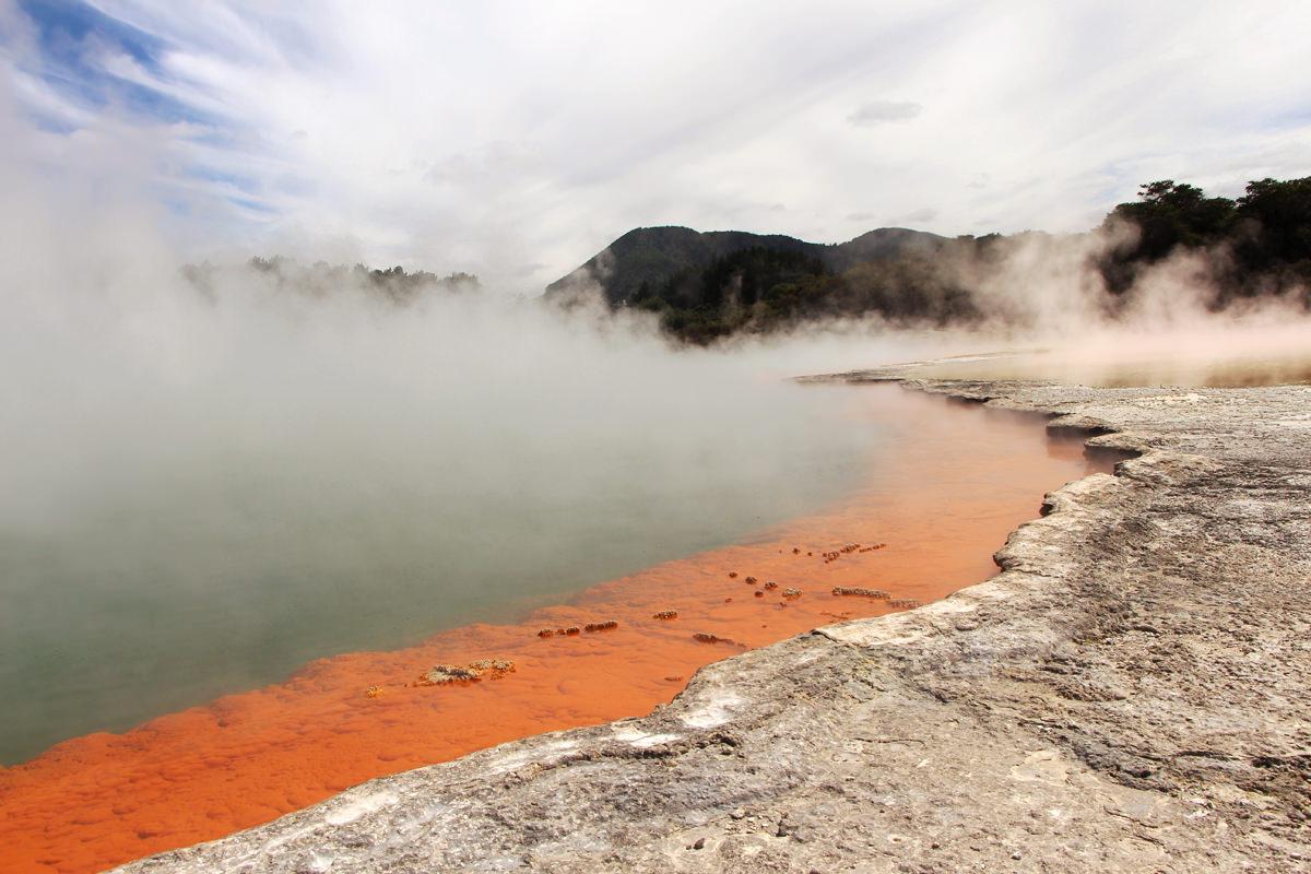 Work and Travel ist z.B. im bezaubernden Neuseeland möglich