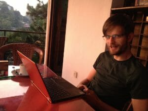 Auch ein Reiseblog bedeutet Arbeit