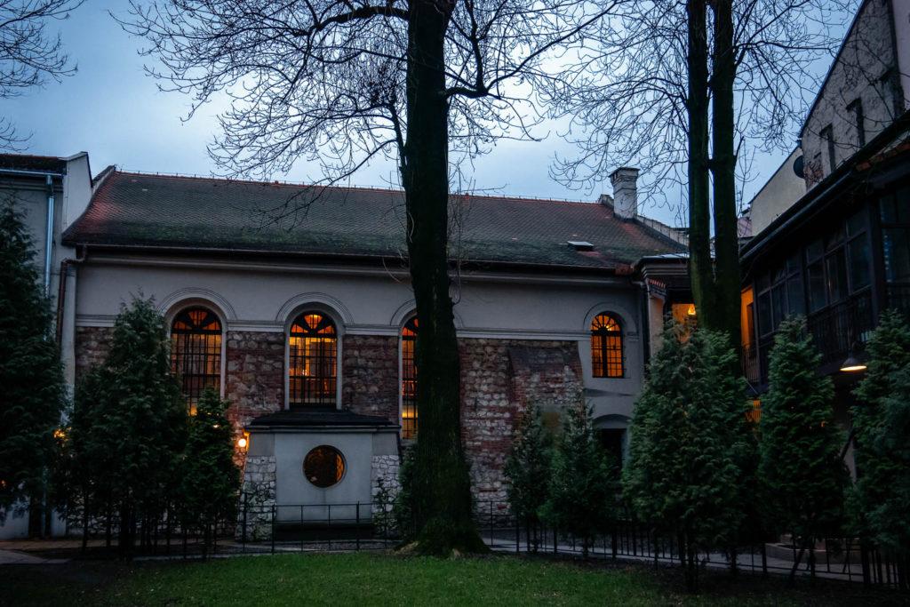 Die Kupa Synagoge von Krakau