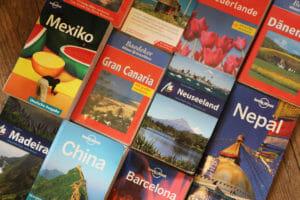 Reiseführer sind die ultimative Informationsquelle