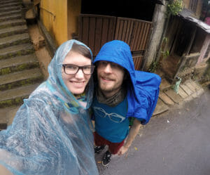 Sri Lanka Regenzeit