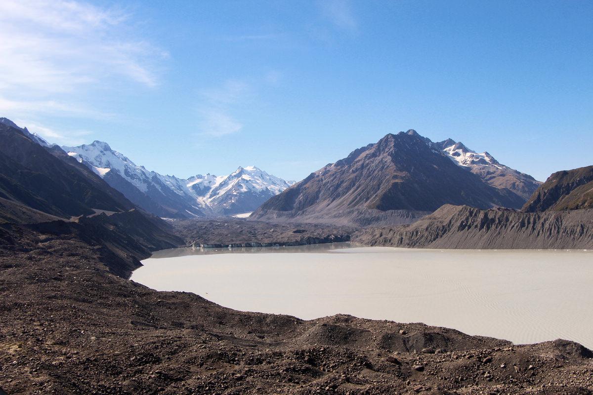 Abel Tasman Gletscher