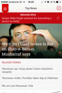 times-of-india-app